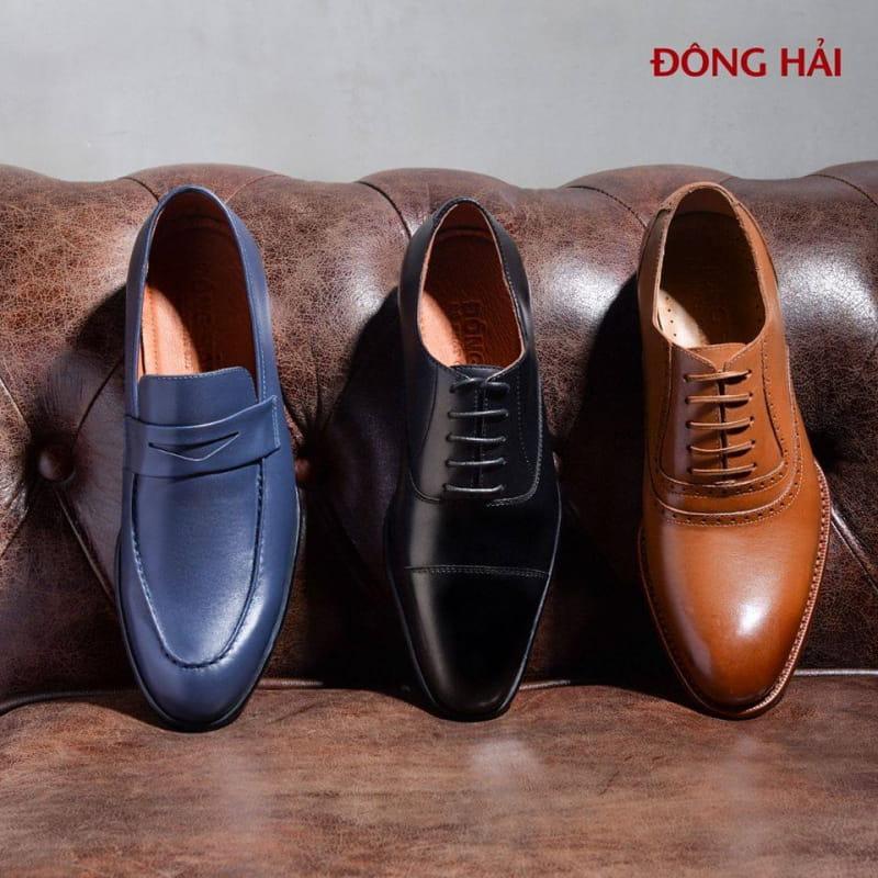 Giày da Đông Hải