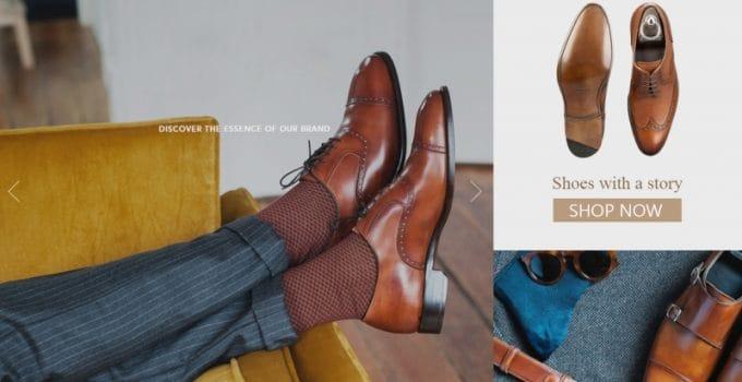 GIày nam của shop giày 99 vừa đẹp vừa giá tốt