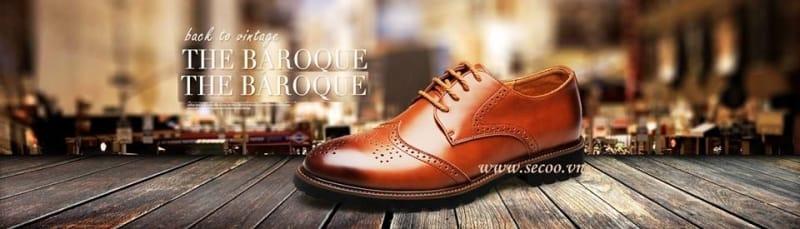 Giày nam đẹp Secoo
