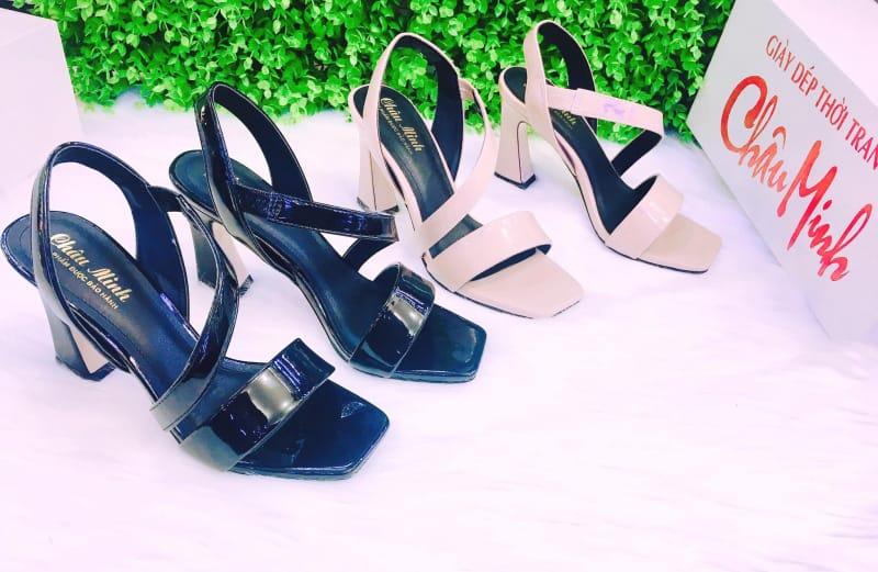 Giày thời trang Minh Châu