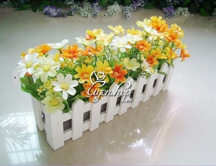 Hoa lụa Uyên Shop