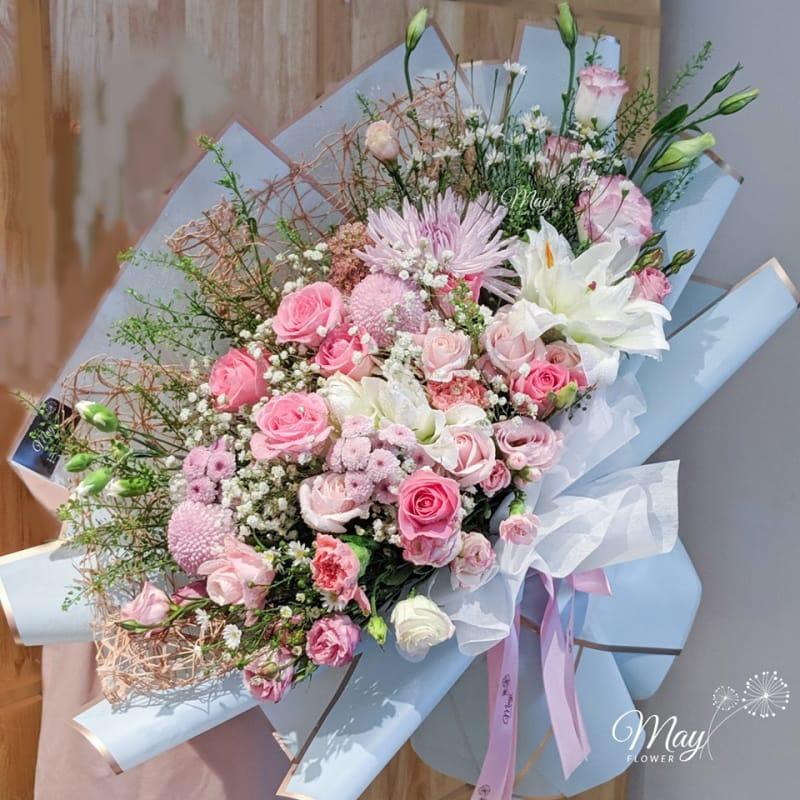 May Flower là một địa điểm tốt về dịch vụ bán hoa tươi