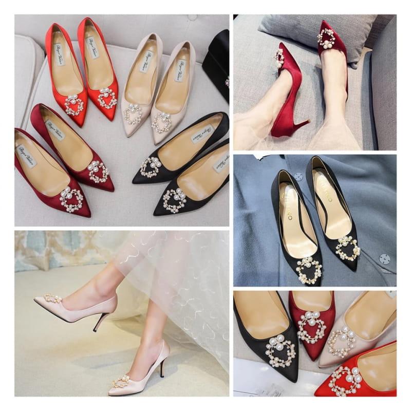 Rose Castle Footwear