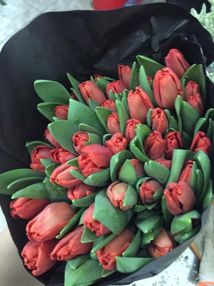 Talia bạn còn có thể thoải mái lựa chọn các loại hình phù hợp như hoa bó, hoa hộp... với những mẫu mã, các phối màu, chọn giấy, hộp hiện đại