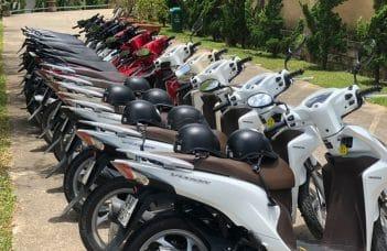 thuê xe máy ở châu đốc