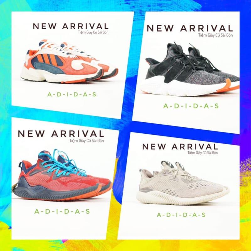Tiệm Giày Cũ Sài Gòn – Chuyên Giày Sneaker Secondhand